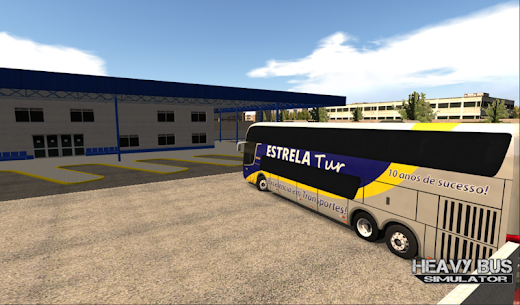 Download Heavy Bus Simulator  in Your PC (Windows and Mac) 1