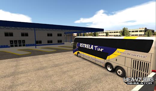 Baixar Heavy Bus Simulator MOD APK 1.086 – {Versão atualizada} 1