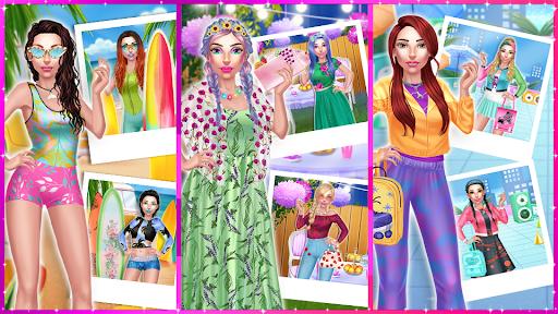 Ellie Fashionista - Dress up World  Screenshots 24