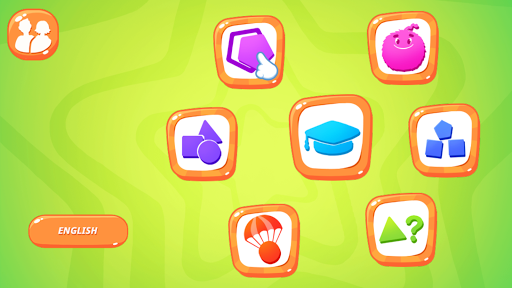 learning shapes: toddler games for 1 - 4 year olds screenshot 2
