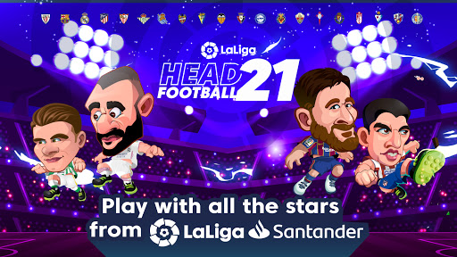 Head Football LaLiga 2021 - Skills Soccer Games  screenshots 17