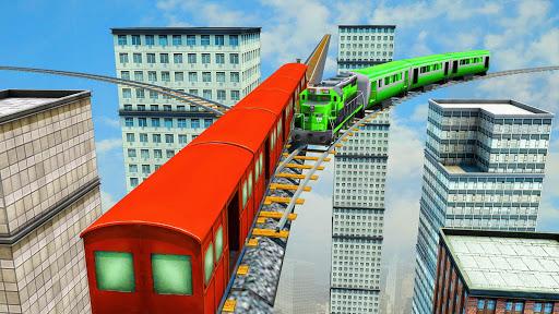 Impossible Euro Train Simulator Free 1.5 Screenshots 3