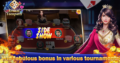 Dream Teenpatti 1.0.0 Screenshots 9