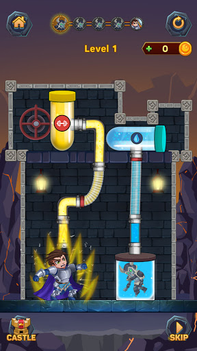 Hero Pipe Rescue: Water Puzzle 2.3 screenshots 3