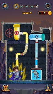 Hero Pipe Rescue: Water Puzzle 3