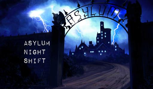Asylum Night Shift - Five Nights Survival screenshots 1