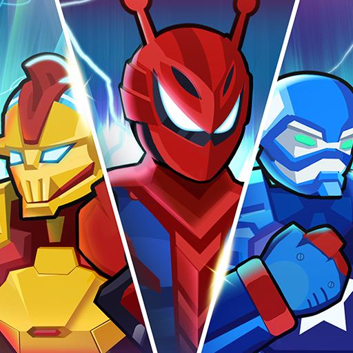 Robot Super: Hero Champions