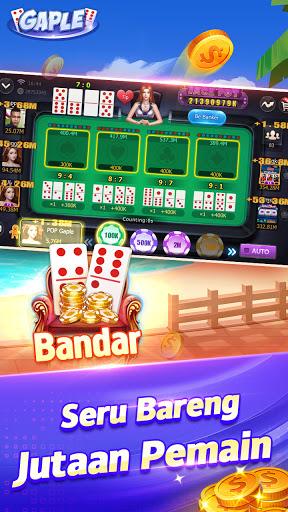 POP Gaple - Domino gaple Ceme BandarQQ Solt oline 1.15.0 screenshots 2