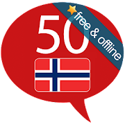 Learn Norwegian - 50 languages