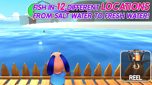 Fishing Game for Kids and Toddlers android2mod screenshots 11