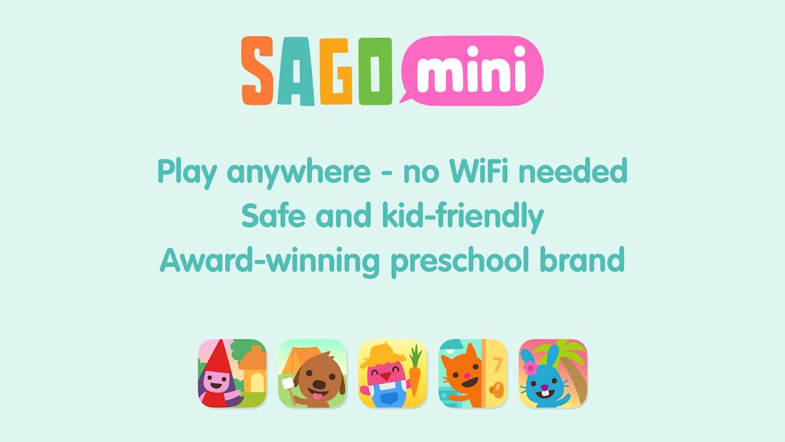 Sago Mini Fun Fair