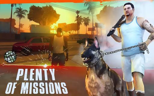 Vegas Crime Theft Battle Survival 2021 Screenshot 2