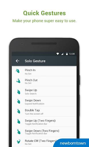 Solo Launcher-Clean,Smooth,DIY 2.7.7.6 Screenshots 7