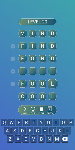 Word Ladders - Cool Words Game, Solve Word Puzzle screenshots 7