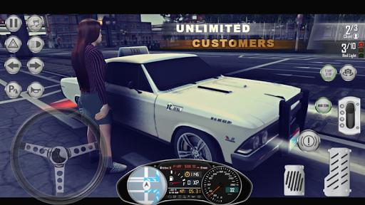 Taxi: Simulator Game 1976 1.0.1 screenshots 4