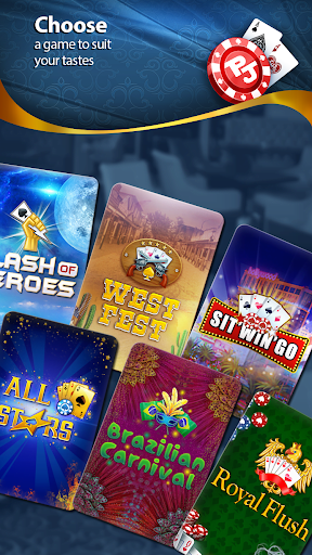 Poker Jet: Texas Holdem and Omaha  Screenshots 2