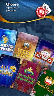 Poker Jet: Texas Holdem and Omaha 31.9 Screenshots 2