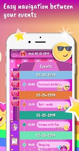 Unicorn Calendar  Apps For Pc – Free Download In 2021 – Windows And Mac 2