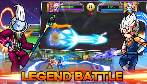 Stickman PvP Online - Dragon Shadow Warriors Fight  screenshots 23