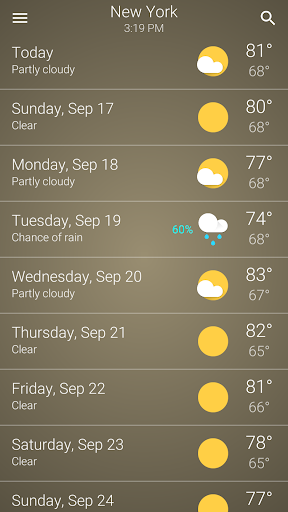 Weather 1.8.2 Screenshots 8