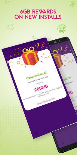 My Zong 5.2.2.12 Screenshots 1