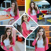 Photo Collage Maker -Picmix- Beauty Selfie Camera