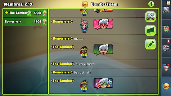 Bomber Friends screenshots apk mod 2