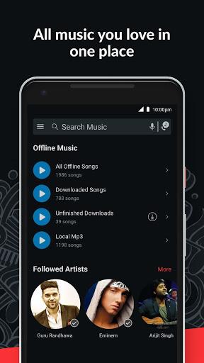 Wynk Music- New Songs, Offline Music & Podcast App screenshots 7
