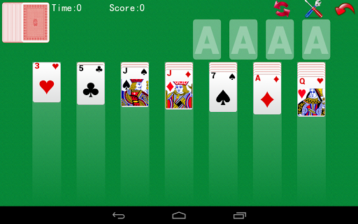 Solitaire Pro screenshots 4