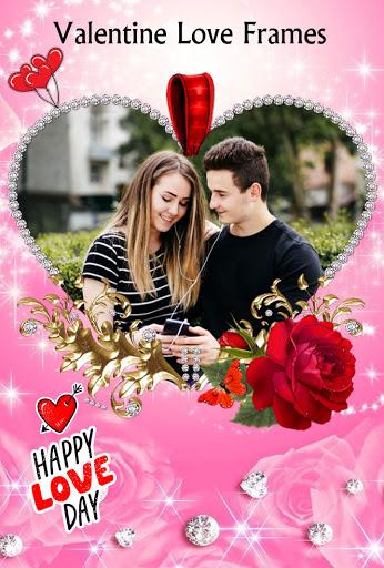 Romantic Photo Blending Frames: Love Frame Editor  screenshots 1