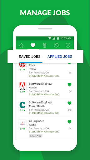 Glassdoor - Job search, company reviews & salaries  Screenshots 7