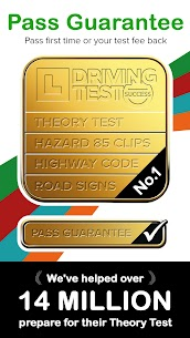 Driving Theory Test 4 in 1 Kit for UK APK Download For Android 1