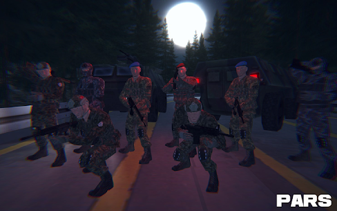 PARS Squad: Special Forces Warfare Action Shooter 5
