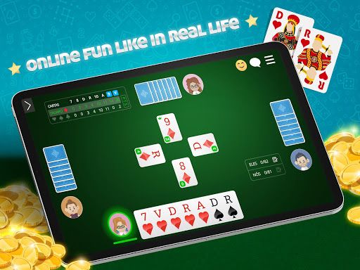Belote Online - Free Card Game screenshots 4