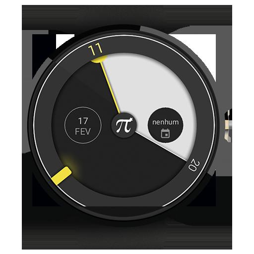 Material Pi Watch Face - π  screenshots 14