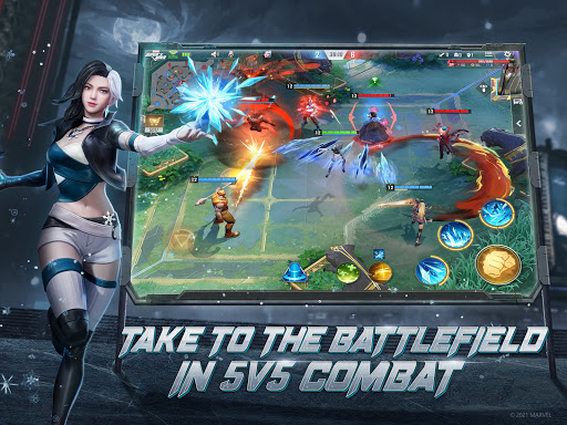 MARVEL Super War goodtube screenshots 18
