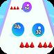 Ball Run 2048 - Merge Balls