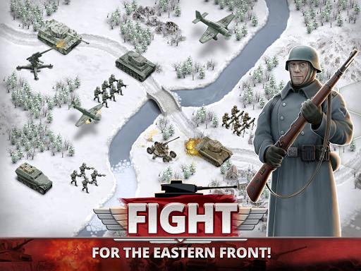 1941 Frozen Front - a WW2 Strategy War Game  screenshots 5
