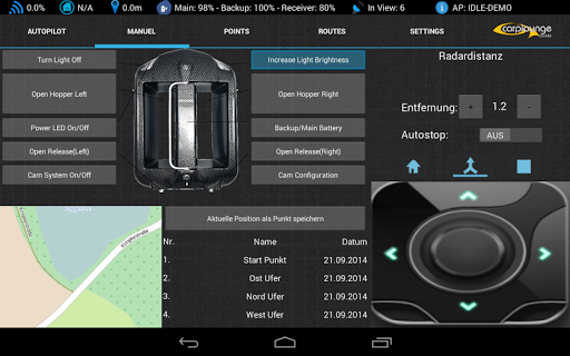 Carplounge GPS Autopilot V3 7.9.3 Screenshots 4