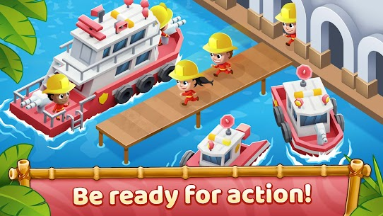 Idle Firefighter Tycoon Apk Download NEW 2021 5