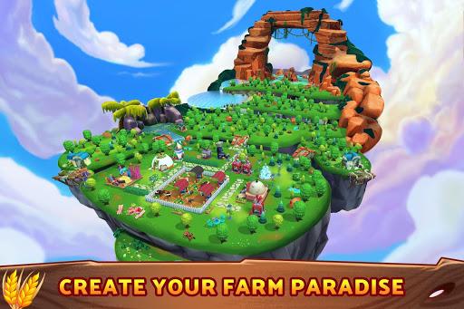 Harveston - Island in the Sky: The Farm Simulator screenshots 8