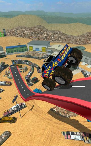 Construction Ramp Jumping Apkfinish screenshots 20