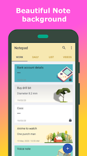 Good Notepad: Notepad, To do, Lists, Voice Memo 3.3.5 Screenshots 1