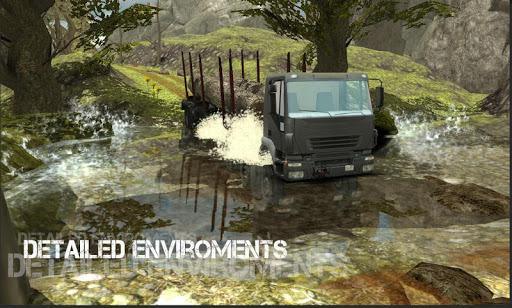 Truck Simulator : Offroad 1.2.2 screenshots 3