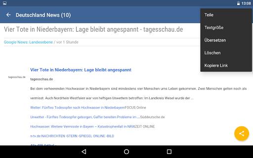 Nu00fcrnberg 4.0.13 screenshots 10