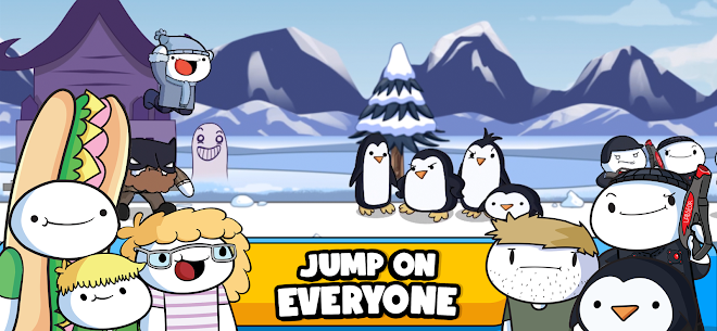 TheOdd1sOut: Let's Bounce Mod Apk (Unlimited Money) 0.3 3
