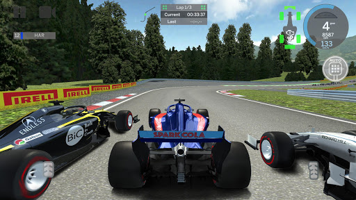 Ala Mobile GP - Formula cars racing 2.1 screenshots 12