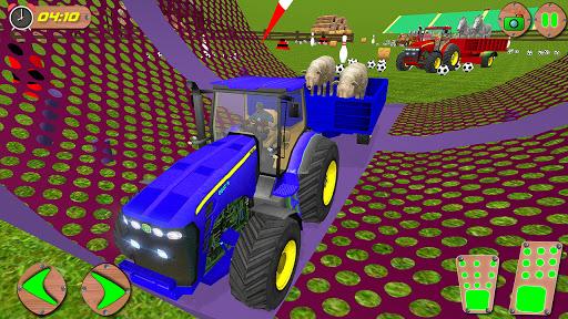 Code Triche Tracteur agricole: Superhero conduite (Astuce) APK MOD screenshots 5