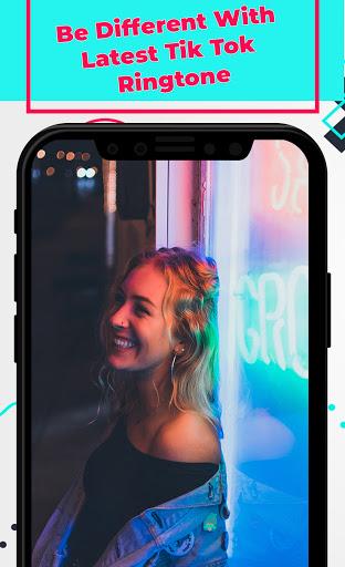 Famous TikToku2122 Music : Tik Tok Ringtones for Phone 1.1 Screenshots 1