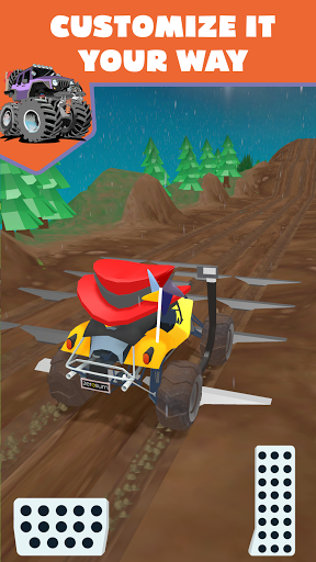 OffRoad Race modavailable screenshots 1